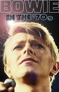 Cover David Bowie - Bowie In The '70s [DVD]